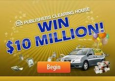 PCH Win 10 Million Dollars Sweepstakes Car Sweepstakes, Instant Win Sweepstakes, Pch Dream Home, Lotto Winning Numbers, House App, 10 Million Dollars, Win For Life, Winner Announcement, Publisher Clearing House