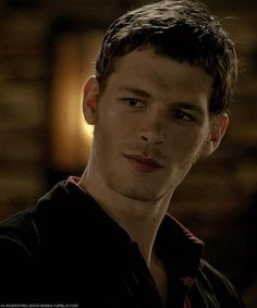 Klaus..........  the bad one