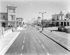 Calle Línea, Vedado, 1950