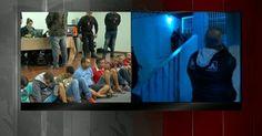 Polícia Civil faz operação contra roubo de cargas