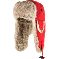 Mad Bomber Adult Supplex Bomber Hat With Grey Fur - Dick's Sporting Goods