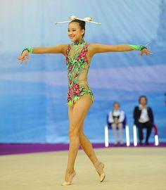 Rhythmic Gymnastics : Photo