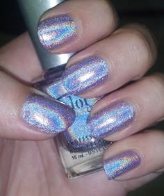 "The Sparkle Queen: Color Club 2012 Halo Hues ""Cloud Nine"""