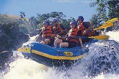 rafting near Iguazu Falls???