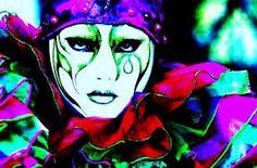 Image result for harlequin