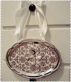 magnetic memo tray-how tos...this will be so cute in my scrapbook room (in these exact colors!)