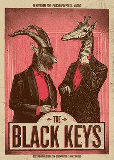 Black Keys by Error Design