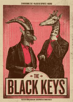 The Black Keys #AdobeMAX2013