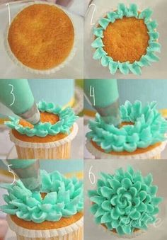 Easy! just need a stiff icing