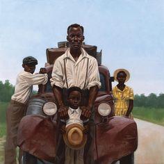 CULTUREUNSEEN — The art of Bro. Kadir Nelson...