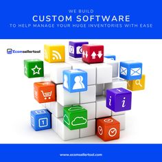 We build Custom Software TO HELP MANAGE YOUR HUGE INVENTORIES.  Visit us at www.ecomsellertool.com  Follow us @ecomsellertool Follow us @ecomsellertool - - - - - - - - - #amazon #amazonprime #amazonfbatips #amazonsellers #amazonfbalife #amazonfbaseller #amazonfbaexpert #amazonsellersofinstagram #amazonbusiness #amazonseller #amazonfbaus #amazonproducttesters #amazonsellersclub History Of Social Media, Photography Software, Professional Networking, Presentation Software, Paper Trail, Udaipur, Software Development, Software Software, Platform