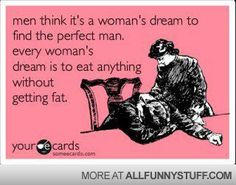 FRIDAY POSTS | Friday Funny: What women really want