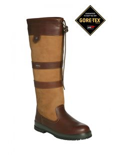 Dubarry Galway Signature Boot in Walnut. Please, please, please.