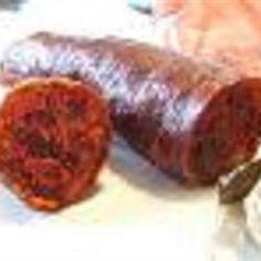 Home made Mexican/Spanish Chorizo