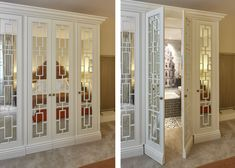 The Heritage Wardrobe Company is delighted to announce the launch of the new Imperial fitted wardrobe door design. Inspired by Britain's rich royal heritage. Fitted Wardrobe Doors, Fitted Wardrobe Design, Wardrobe Door Designs, Closet Designs, Wardrobe Ideas, Frosted Glass Door, Glass Doors, Grown Up Bedroom, Luxury Wardrobe