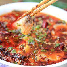Boiled Fish-Sichuan–Shui Zhu Yu Recipe – China Sichuan Food