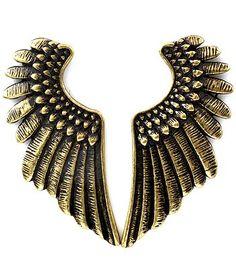 Kasha Pegasus Stud Earrings - Adorned Boutique