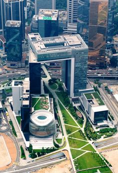 Tamar Development Project, Hong Kong | Rocco Design Architects Ltd.; Credit: Gammon - Hip Hing Joint Venture | Bustler