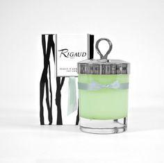 Luxury Candles, France, Paris, Medium, Metal, Green, Silver, How To Make, Montmartre Paris