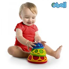 O´Ball Collapse Set juguete bebe Bright Starts