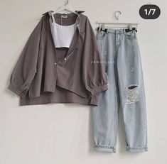 Girls Fashion Clothes, Teen Fashion Outfits, Urban Outfits, Retro Outfits, Cute Casual Outfits, Outfits For Teens, Stylish Outfits, Boyish Style, Fashion Drawing Dresses