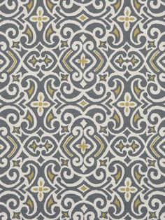 Fabric for chairs Ikat Upholstery Fabric Online Store Gray by greenapplefabrics, $26.00