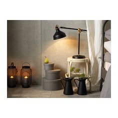 TOPPIG Lantern for block candle  - IKEA
