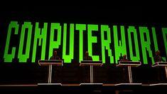 Kraftwerk concert in St. Neon Signs, Concert, My Love, Futurism, Germany, Europe, Music, Concerts