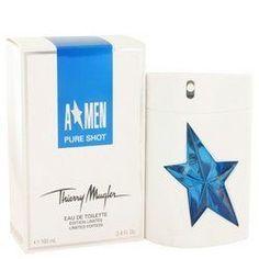 Angel Pure Shot By Thierry Mugler Eau De Toilette Spray 3.4 Oz (pack of 1 Ea) X662-FX10855