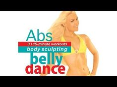 Bellydance for Body Sculpting: Abs, with Neon - Belly Dance Workout | World Dance New York