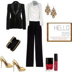 """""""Hello 2013"""" by francy78 on Polyvore"""