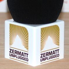 #Mikrofonwürfel #ZERunplugged #MicFlag #MikrofonLogo