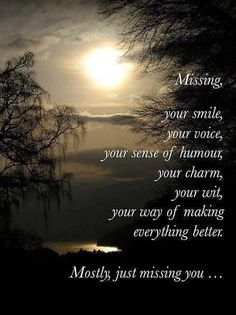 T T missing you Always Remembered, never forgotten. Loved beyond measure ❤ ❤