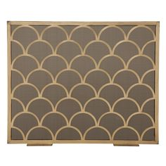 Metro Fire Screen.  Please contact Avondale Design Studio for more information on any of the products we feature on Pinterest.