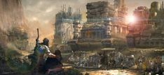 Mortal Engines  10 Young Adult Books that Need to be Movies Read more at http://www.gotchamovies.com/news/10-young-adult-books-need-be-movies-181072#vwhyP0530fZUDC8E.99  #MortalEngines #TheHungryCityChronicles #PhilipReeve #YA