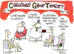 XMAS Group Therapy