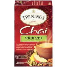 Apple Spiced Chai - Twinings Tea US