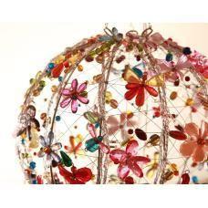 Enchanting Garden Light Moyen 15 inches by Kanhai   Lamps & Shades   Indiebazaar