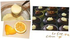 Creme de limão siciliano   Le Cup Citron