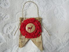 Check out this item in my Etsy shop https://www.etsy.com/listing/254803611/set-of-8-coffee-dyed-canvas-red-burlap