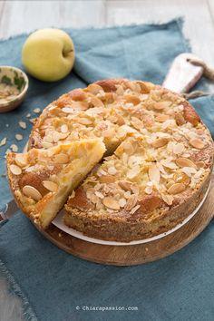 Apple Pie Recipe Easy, Easy Pie Recipes, Apple Pie Recipes, Sweet Recipes, Italian Cookies, Sweets Cake, Breakfast Cake, Something Sweet, Sweet Bread