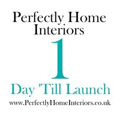 Just 1 Day until our new Website Launch,  Click on the website link now to receive 10% off your 1st order. . . #newstore #latestproducts #perfectlyhome #furniture #accessories