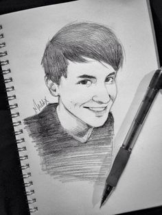 """Saw @danisnotonfire's face and got inspired """"patreon 
