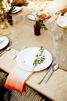 Athena Calderone's Dream Dinner Party - Outdoor Entertaining Ideas - Lonny