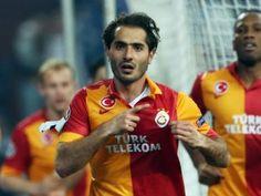 Galatasaray-Torschütze Hamit Altintop beteuert immer noch Schalker zu sein. (Foto: Friso Gentsch/dpa)