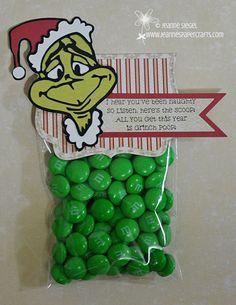 Grinch Poop!