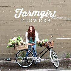 Christina Stembel of Farmgirl Flowers. Simple / Local / Beautiful. She is brilliant. Fresh Flowers | San Francisco