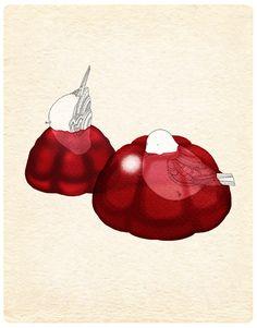 London based illustrator Kate Wilson