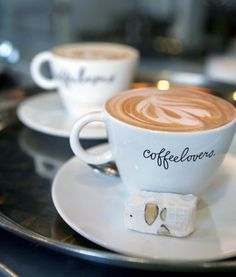 When in Maastricht, visit Coffeelovers