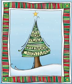 Zenspirations - Gallery - Christmas by Joanne Fink, author of Zenspirations                                                                                                                                                     More